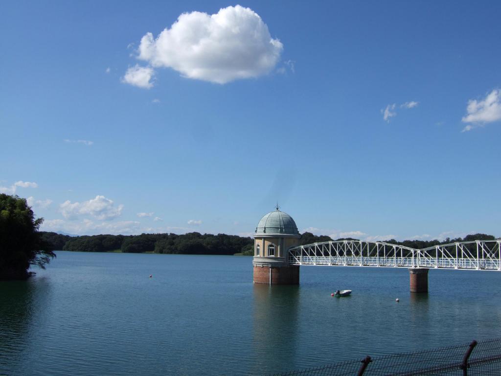2014_09_多摩湖